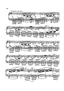 Соната для фортепиано No.3 фа мажор, Op.41: Части II-III by Антон Рубинштейн