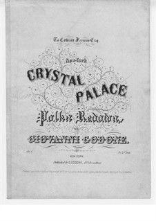 Crystal Palace, Op.8: Crystal Palace by Giovanni Godone
