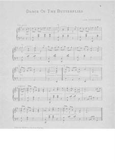 The Dance of the Butterflies: Для фортепиано by Lon Dinsmore