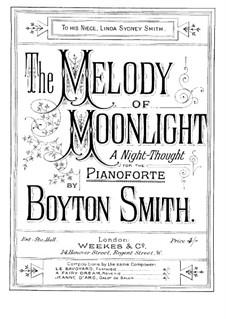 Мелодия лунного света: Мелодия лунного света by Бойтон Смит