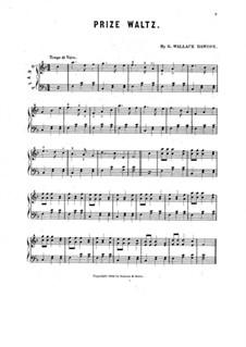 Prize Waltz: Prize Waltz by G. Wallace Dawson