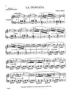 Фрагменты: Для фортепиано by Джузеппе Верди