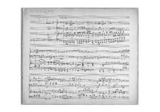 Трио для кларнета, виолончели и фортепиано No.1 си-бемоль мажор, Op.45: Трио для кларнета, виолончели и фортепиано No.1 си-бемоль мажор by Теодор Бернхард Сик