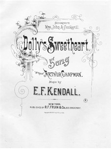 Dolly's Sweetheart: Dolly's Sweetheart by Edwin F. Kendall