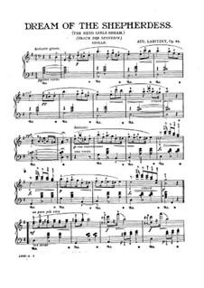 Dream of the Shepherdess, Op.45: Dream of the Shepherdess by August Labitzky