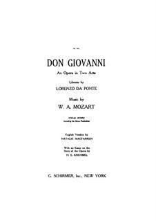Вся опера: Клавир с вокальной партией by Вольфганг Амадей Моцарт