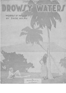 Drowsy Waters (Wailana): Drowsy Waters (Wailana) by Jack Ailau
