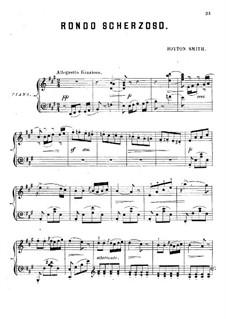 Rondo Scherzoso: Для фортепиано by Бойтон Смит