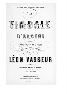 La timbale d'argent (The Silver Cup): La timbale d'argent (The Silver Cup) by Léon Vasseur