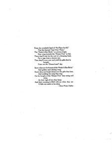 Hush-A-Bye Birds: Hush-A-Bye Birds by Henry Watson Ruffner