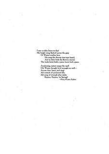 Rejoice, 'tis Spring: Rejoice, 'tis Spring by Henry Watson Ruffner