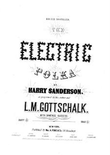 Electric Polka: Electric Polka by Harry Sanderson