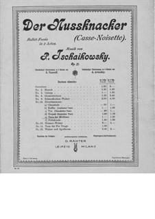 No.7 Танец пастушков: Для фортепиано by Петр Чайковский