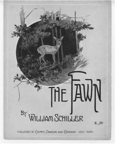 The Fawn: The Fawn by William F. Schiller