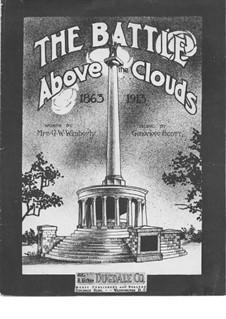 Battle Above the Clouds: Battle Above the Clouds by Genevieve Scott
