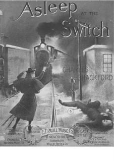 Asleep at the Switch: Asleep at the Switch by Charles Shackford