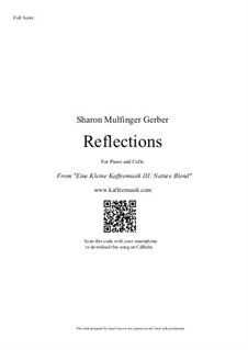 Reflections: Reflections by Sharon Gerber