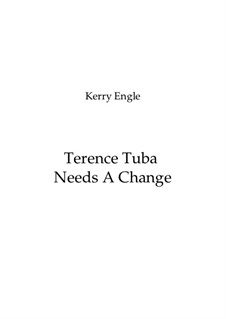 Miracle Child: Terence Tuba Needs A Change by Kerry Engle