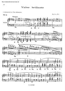 Вальсы, Op.34: Сборник by Фредерик Шопен