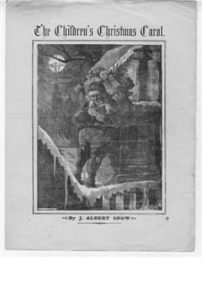 The Children's Christmas Carol: The Children's Christmas Carol by J. Albert Snow
