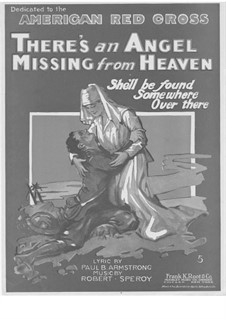 There's an Angel Missing from Heaven: There's an Angel Missing from Heaven by Robert Speroy