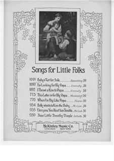 Baby's Not for Sale: Baby's Not for Sale by George L. Spaulding