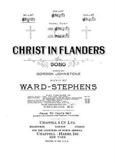 Christ in Flanders: Christ in Flanders by Stephens Ward