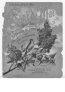 Chant de mai (Spring Song): Chant de mai (Spring Song) by Anton Strelezki