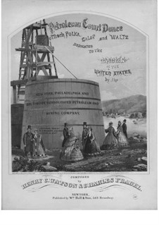 Petroleum Court Dance: Petroleum Court Dance by Henry C. Watson