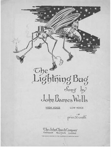 The Lightning Bug: The Lightning Bug by Jack Wells