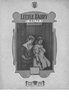 Little Fairy Waltz: Little Fairy Waltz by Жан Луи Гоббартс