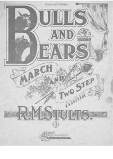 Bulls and Bears: Bulls and Bears by Robert Morrison Stults