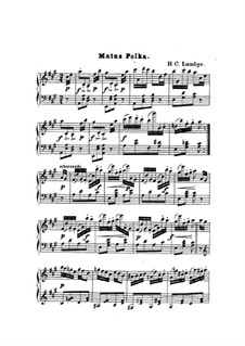 Matus Polka: Matus Polka by Ханс Кристиан Лумбю