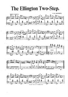 The Ellington Two-Step: The Ellington Two-Step by E. K. Bennett