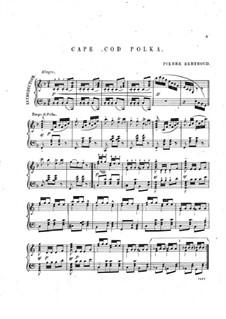 Cape Cod Polka: Cape Cod Polka by Pierre Berthoud