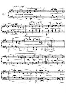 Set I, L.110: No.2 Hommage à Rameau by Клод Дебюсси