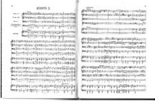 Десять трио-сона: Соната No.2 ми-бемоль мажор, Z 803 by Генри Пёрсел