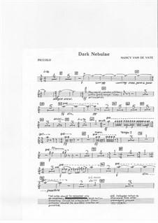 Dark Nebulae: Партии by Nancy Van de Vate