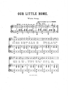 Our Little Home: Our Little Home by J. L. Feeney