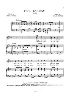 Put-in-Bay: Put-in-Bay by George H. Finzel