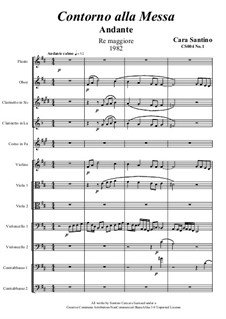 Outline the mass, CS004: No.1 by Santino Cara