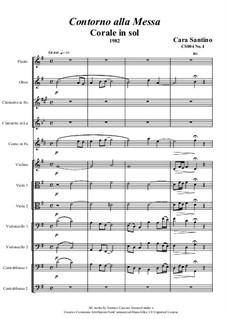 Outline the mass, CS004: No.4 by Santino Cara