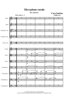 Outline the mass, CS004: No.6 by Santino Cara