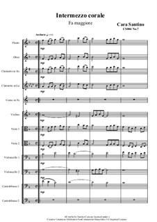 Outline the mass, CS004: No.7 by Santino Cara