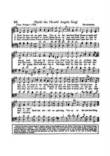 Клавир а вокальной партитурой: Для хора by Феликс Мендельсон-Бартольди