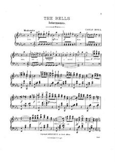 The Bells. Intermezzo: The Bells. Intermezzo by Carl Mora