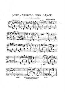 International Buck Dance: International Buck Dance by Hugo O. Marks