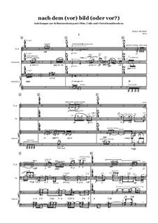 Nach dem (vor) bild (oder vor?): Часть I by Simeon Pironkoff