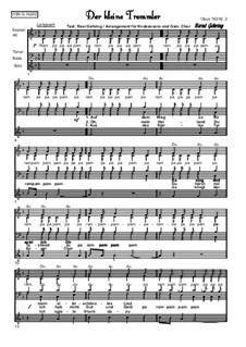 Weihnachtliches. Der kleine Trommler, Op.162: Für gemischter Chor und Knabensolo by folklore