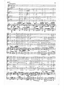 Часть I: No.7 by Иоганн Себастьян Бах